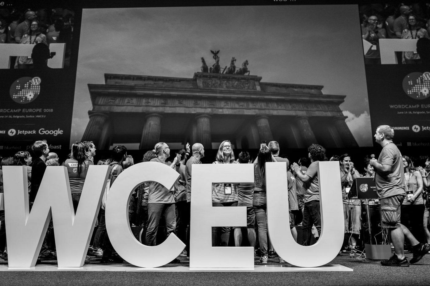 Die Organisatoren enthüllen die Location des nächsten WordCamp Europe's 2019: Berlin
